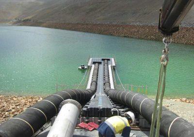 Keman Rubber Hose for mining sludge slurry