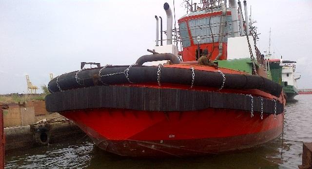 Keman Tug Boat Fender