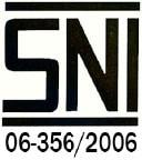 SNI Standar Nasional Indonesia Keman Rubber