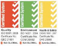 ISO certified PT Kemenangan